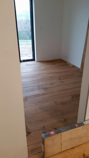 Dřevěná podlaha Ostrava a Olomouc