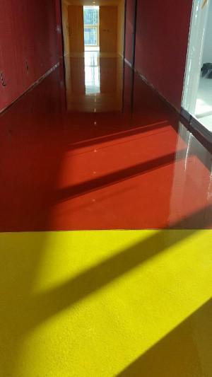 Epoxidové lité podlahy