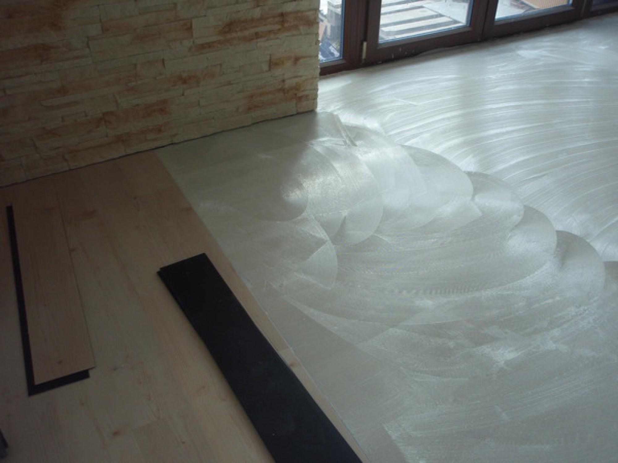Pokládka vinylové podlahy ostrava