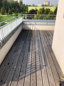 Čištění terasy Ostrava a Olomouc