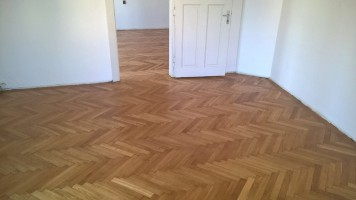 Renovace parket Ostrava a Olomouc